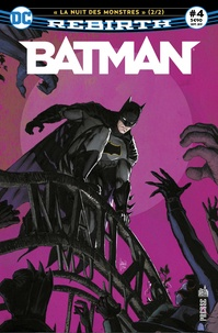 François Hercouët - Batman Rebirth N° 4, septembre 2017 : .