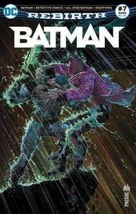 François Hercouët - Batman Rebirth N° 7, Décembre 2017 : .