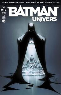François Hercouët - Batman Univers N° 12, février 2017 : .