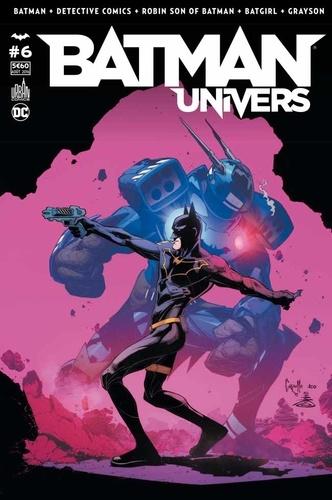 François Hercouët et Pôl Scorteccia - Batman Univers N° 6 : .