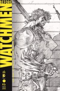 François Hercouët et Pôl Scorteccia - Before Watchmen N° 2B, mars-avril 20 : .