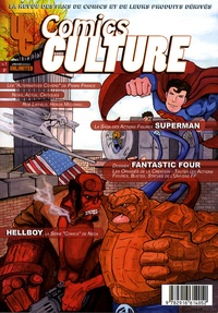 Fred Tréglia - Comics Culture N° 1 : .