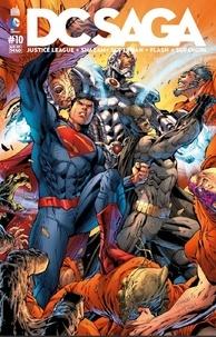 Geoff Johns et  Jürg - DC Saga N° 10 : .