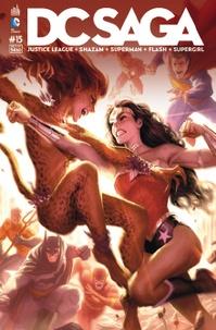 Geoff Johns et Tony Daniel - DC Saga N° 15 : .