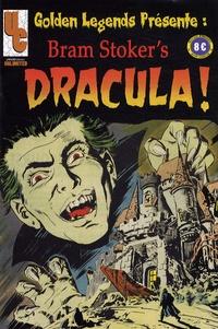 Univers comics - Golden legends N° 1 : Bram Stocker's Dracula !.