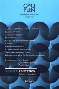 Gruppen Association - Gruppen 2017 : Education, histoire et pratiques.