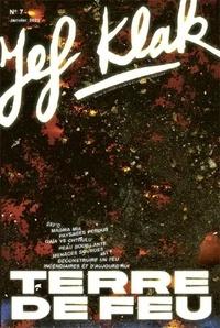 Jef Klak - Jef Klak N°7 : Terre de feu.