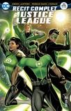 François Hercouët - Justice League N° 8, Juillet 2018 : Green Lantern : Perdus dans l'espace - Récit complet.