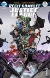 François Hercouët - Justice League N° 9, Septembre 2018 : Titans : la chute de Troy - Récit complet.