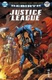 François Hercouët - Justice League Rebirth N° 13, juin 2018 : .