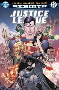 François Hercouët - Justice League Rebirth N° 2, Juillet 2017 : .