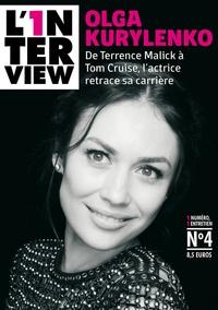 Pierre Gaultier - L'1nterview N° 4 : Olga Kurylenko - De Terrence Malick à Tom Cruise, l'actrice retrace sa carrière.