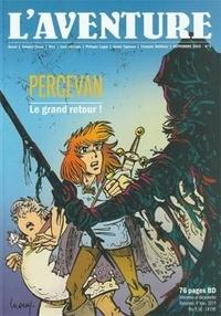 Collectif d'auteurs - L'aventure N° 3 : Percevan, le grand retour !.