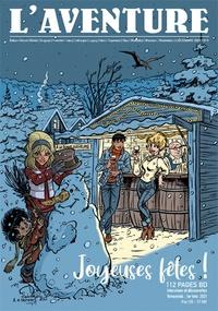 Les Editions du Tiroir - L'aventure N° 8 : Joyeuses fêtes !.