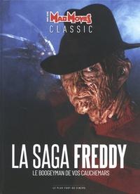 Alexandre Poncet - Mad Movies Hors-série Classic N : La saga Freddy - Le boogeyman de vos cauchemars.