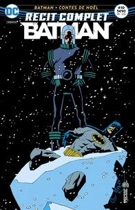 François Hercouët - Récit complet Batman N° 10, décembre 2018 : Contes de Noël.
