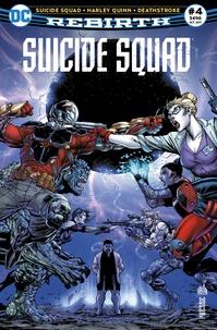 François Hercouët - Suicide Squad Rebirth N° 4, Octobre 2017 : .
