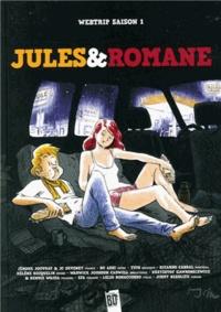 Jérôme Jouvray et Jean-Christophe Deveney - Webstrip Saison 1 : Jules & Romane.