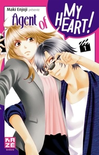 Maki Enjoji - Agent of my Heart! Tome 1 : .