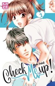 Maki Enjoji - Check me up ! Tome 2 : .
