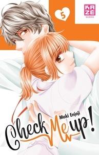 Maki Enjoji - Check me up ! Tome 5 : .