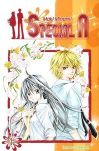 Maki Minami - Special A Tome 1 : .