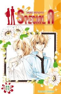 Maki Minami - Special A Tome 11 : .