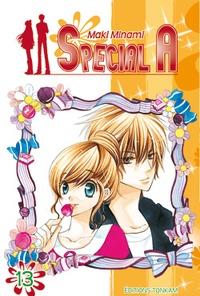 Maki Minami - Special A Tome 13 : .