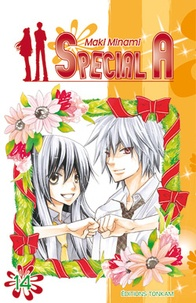 Maki Minami - Special A Tome 14 : .