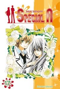 Maki Minami - Special A Tome 17 : .