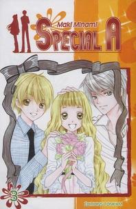 Maki Minami - Special A Tome 3 : .