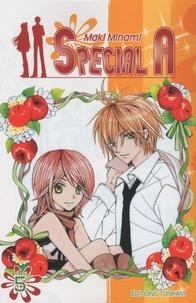 Maki Minami - Special A Tome 5 : .