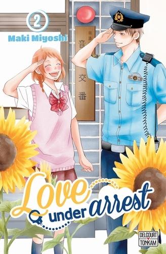 Maki Miyoshi - Love under Arrest T02.