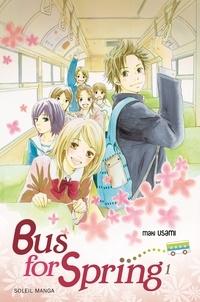 Maki Usami - Bus for Spring T01.