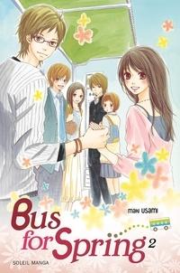 Maki Usami - Bus for Spring T02.