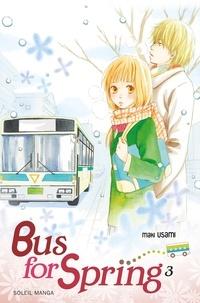 Maki Usami - Bus for Spring T03.