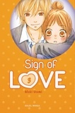 Maki Usami - Sign of love Tome 3 : .