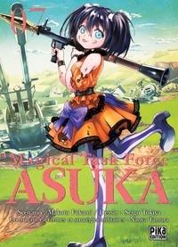 Makoto Fukami et Seigo Tokiya - Magical Task Force Asuka Tome 7 : .