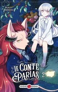 Makoto Hoshino - Le Conte des parias Tome 2 : .