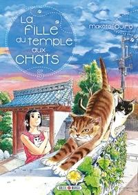 Amazon livres audio à télécharger La Fille du Temple aux Chats T05 par Makoto Ojiro 9782302079946 RTF
