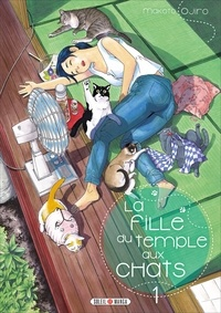 Makoto Ojiro - La Fille du Temple aux Chats Tome 1 : .