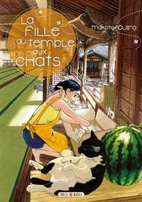 Makoto Ojiro - La Fille du Temple aux Chats Tome 4 : .