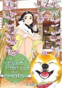 Makoto Ojiro - La Fille du Temple aux Chats Tome 9 : .