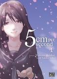 Makoto Shinkai et Yukiko Seike - 5cm per second Tome 1 : .