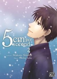Makoto Shinkai et Yukiko Seike - 5cm per second Tome 2 : .