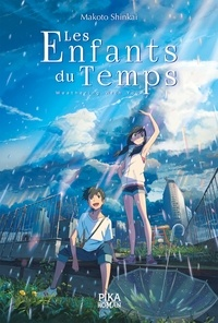 Makoto Shinkai - Les Enfants du Temps - Weathering With You.