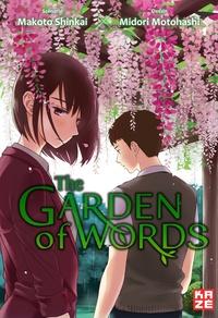 Makoto Shinkai et Midori Motohashi - The Garden of Words.