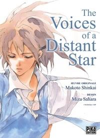 Makoto Shinkai et Mizu Sahara - The Voices of a Distant Star Tome 1 : .