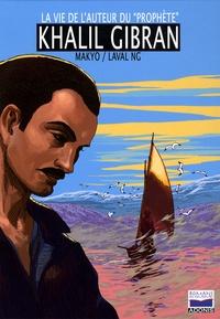 """Makyo - La vie de l'auteur du """"prophète"""" Khalil Gibran. 1 CD audio"""