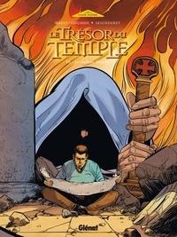 Makyo et Eliette Abécassis - Le Trésor du Temple Tome 3 : Le rouleau d'argent.